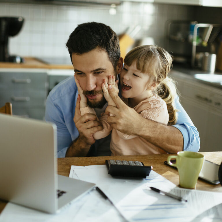 väter vereinbarkeit work-life